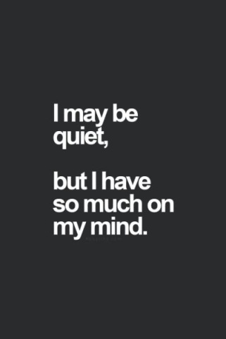 On My Mind Quotes A Lot On My Mind Quotes Sayings Images 10 - Wall4K